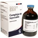 COMPLEJO B-8 INY 100 ML CALIER