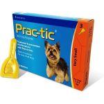 PRAC-TIC PERROS 2-4.5KG 3 PIP