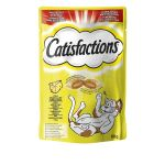 CATISFACTIONS QUESO 6 X 60GR