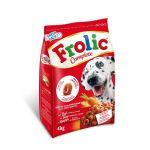 FROLIC ADULTO BUEY 4 KG 3 UD